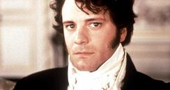 Colin Firth in Pride & Prejudice