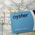 oyster card on tube map