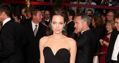 Angeline Jolie at The Oscars 2009