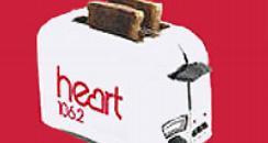 Heart Toaster