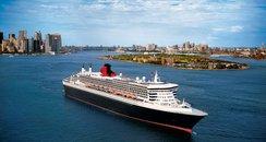 Cunard Liner