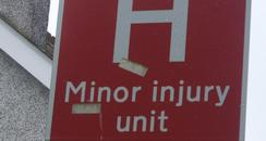 Minor Injury Unit