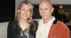 Lucy Ellis with Richard O'Brien