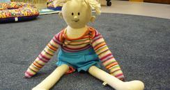 Tatty Bumpkin doll