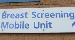 Breast Screening Mobile Unit