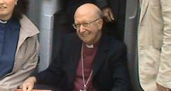 Bishop in a Portaloo