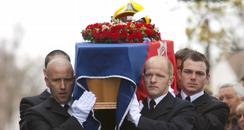 Hampshire Firefighter Funeral