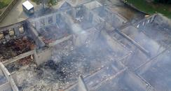 Lympne School 2006 - pic from Kent Fire and Rescue