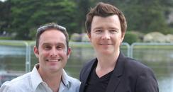 Steve Denyer & Rick Astley
