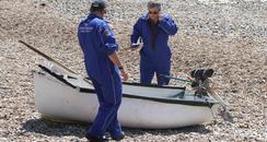Coastguards find boat