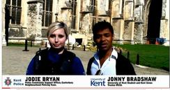 safety video kent police