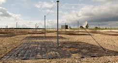 LOFAR radio antennae