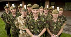 Royal Welsh Soldiers honoured