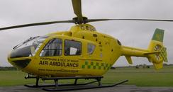 New Hampshire and IOW Air Ambulance