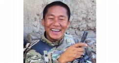 Rifeleman Suraj Gurung