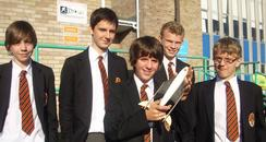 Dorset students win national competition
