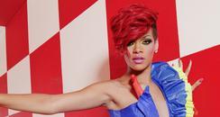 Rihanna and doritos late night