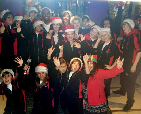 Galleria Hatfield Christmas Lights