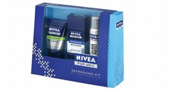 Nivea for men gift pack