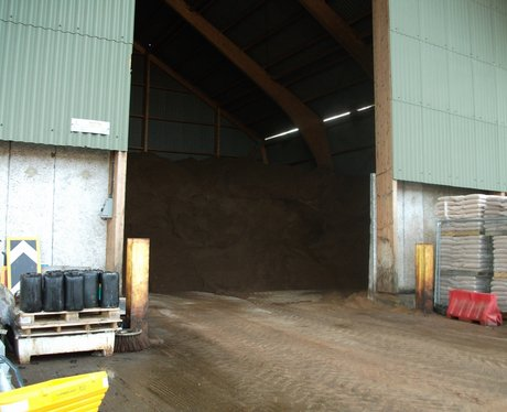 Salt depot in Kings Langley