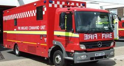 Plans To Axe Fire Stations Rejected