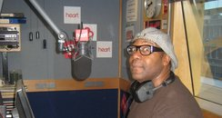 Lenny Henry on Heart Breakfast