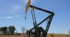 Nodding Donkey Oil Well