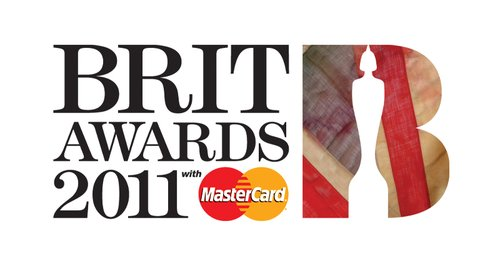 Brit Awards logo 2011