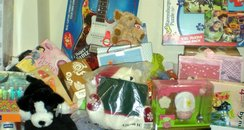 Safer MK Christmas Donations