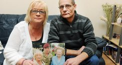 Parents of Private Martin Bell