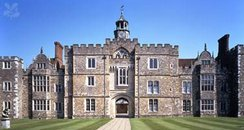 Knole house in Kent