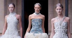 Sarah Burton for Alexander McQueen collection