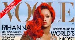 Rihanna covers Vogue
