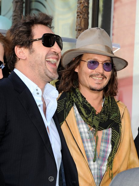 Image result for JAVIER BARDEM with johnny