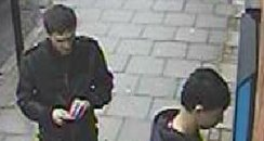 Theft from ATM in Harpenden