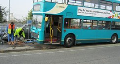 Luton Bus Crash