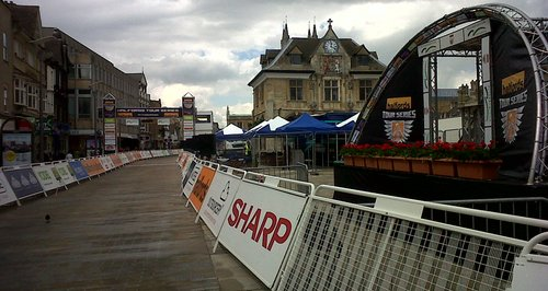 Peterborough Cycle Race
