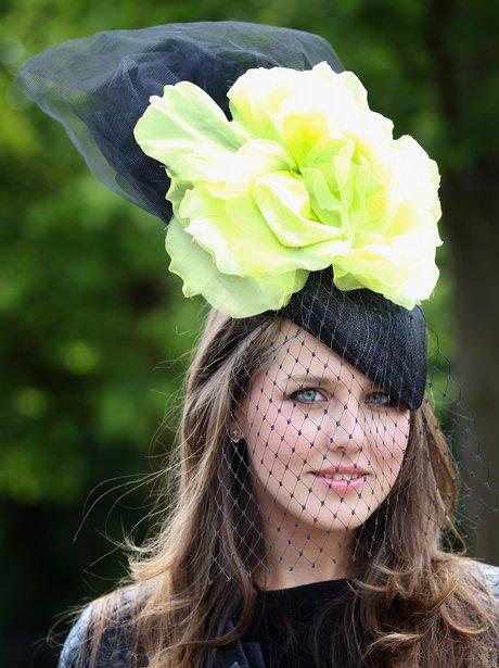 Royal Ascot Fashion Fashion At Royal Ascot Heart