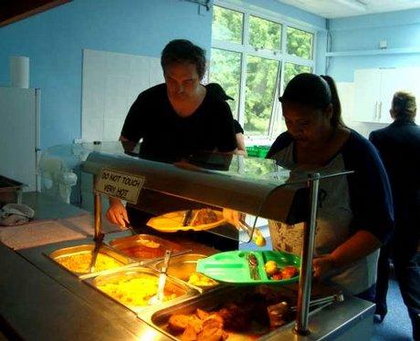 School Dinners Tour at Long Crendon School