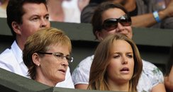 judy murray, kim sears