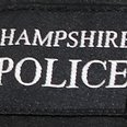 Hampshire Police badge