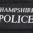 Hampshire Police badge