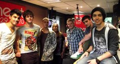 The Wanted with Gareth & Michelle