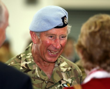 Prince Charles In Suffolk