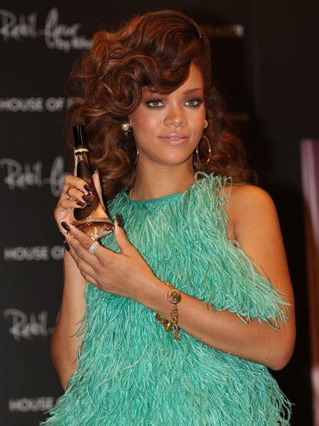 Rihanna's new scent