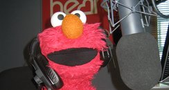 Elmo visits Heart Breakfast