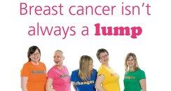 Kent campaign about cancer symptoms