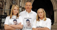 neil, kay, carley Rose, family of Nick Rose, convi