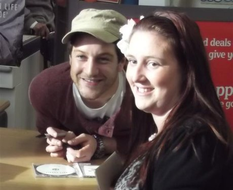 Matt Cardle In Colchester