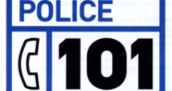 101 police non-emergency number
